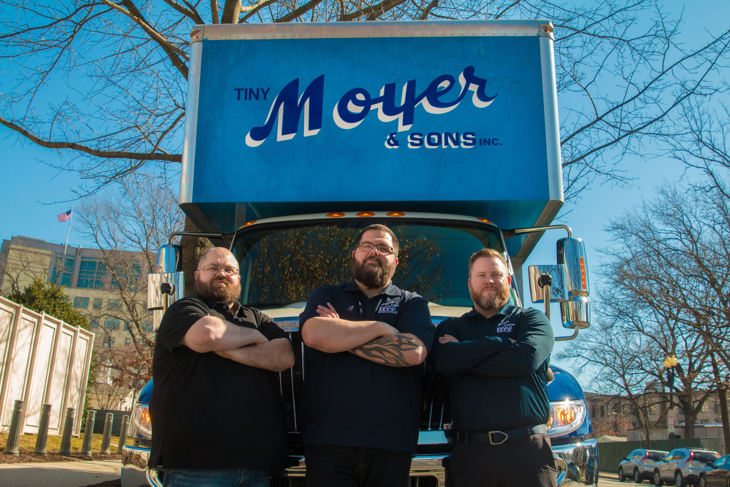 Moyer & Sons Moving & Storage: Built on Family: 50 Years and Counting