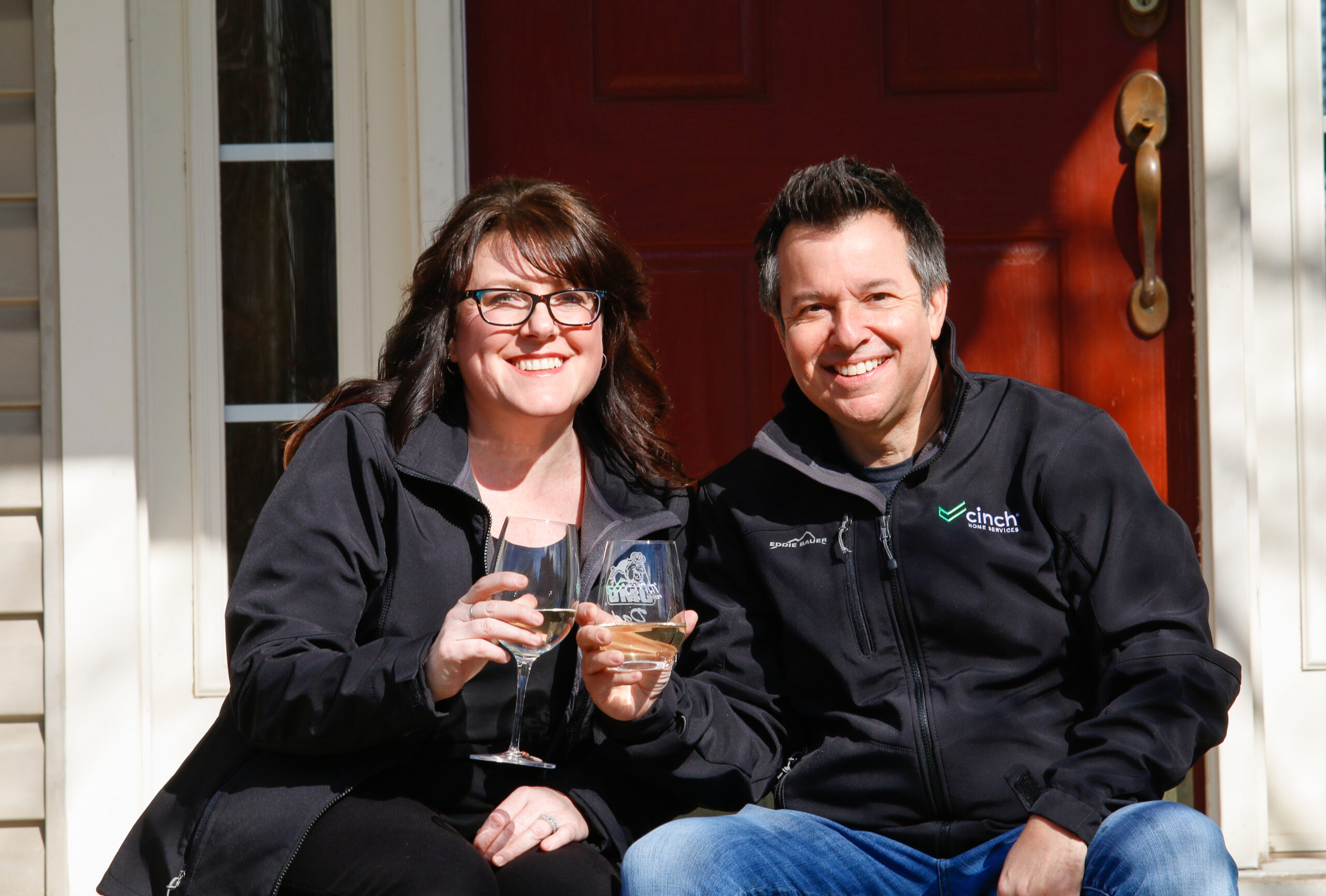 Partner Spotlight: Ron Nocera and Annie Murphy of Cinch Home Services