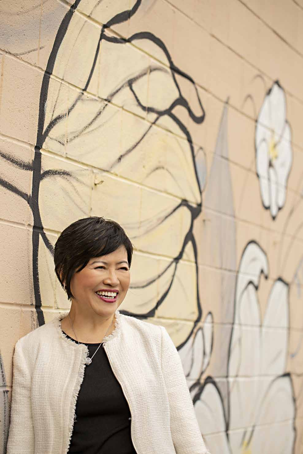 Cover Story: Michelle Yu